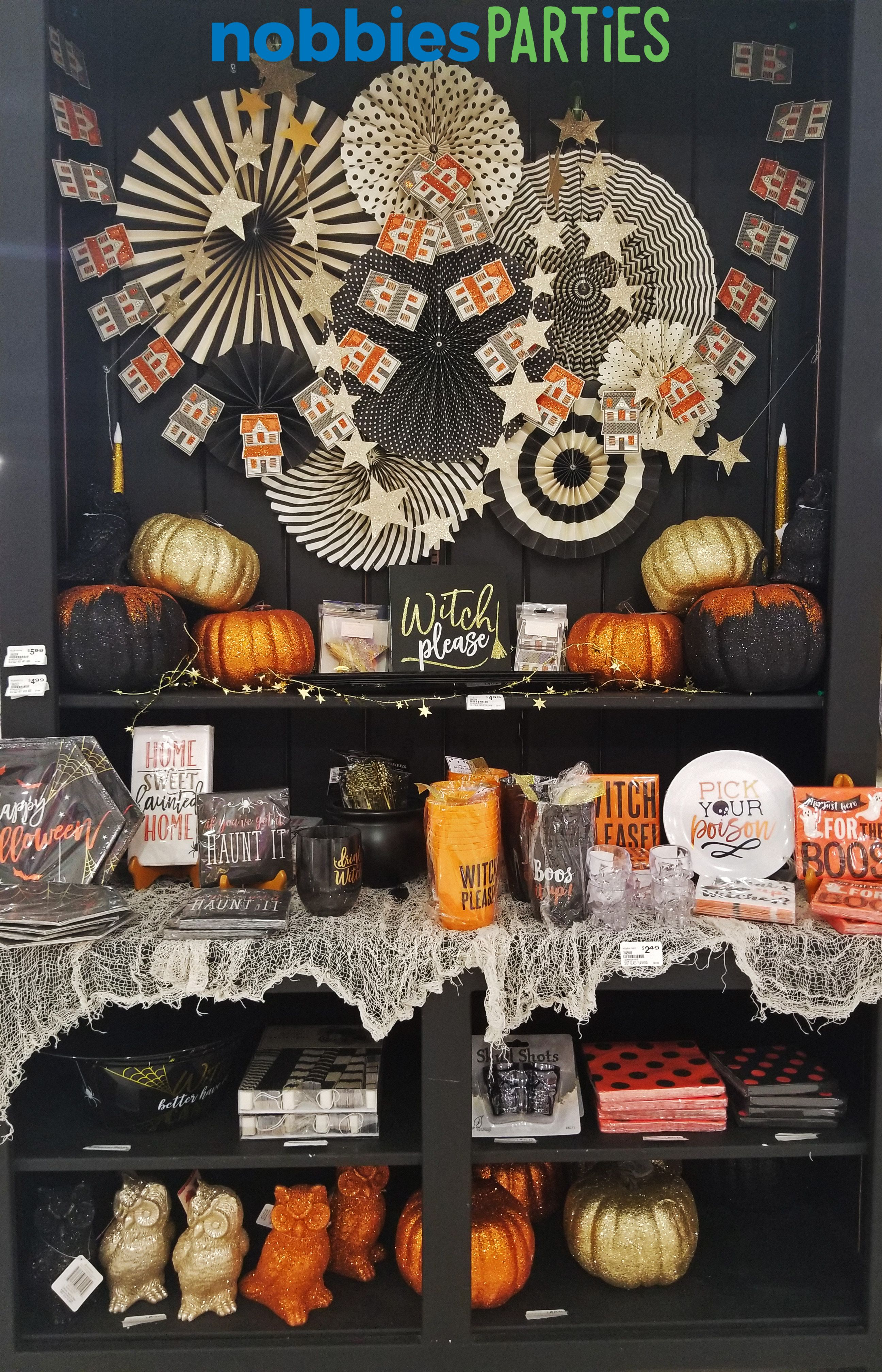 Gothic DIY Skull Chalkboard Sign Halloween decorations
