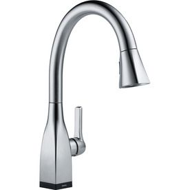 Delta Mateo Touch2o Arctic Stainless 1 Handle Pull Down Touch