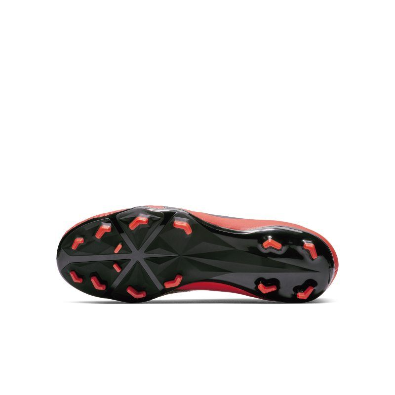23b01a6f5 Nike Jr. PhantomVNM Academy FG Game Over Older Kids  Firm-Ground Football  Boot - Red