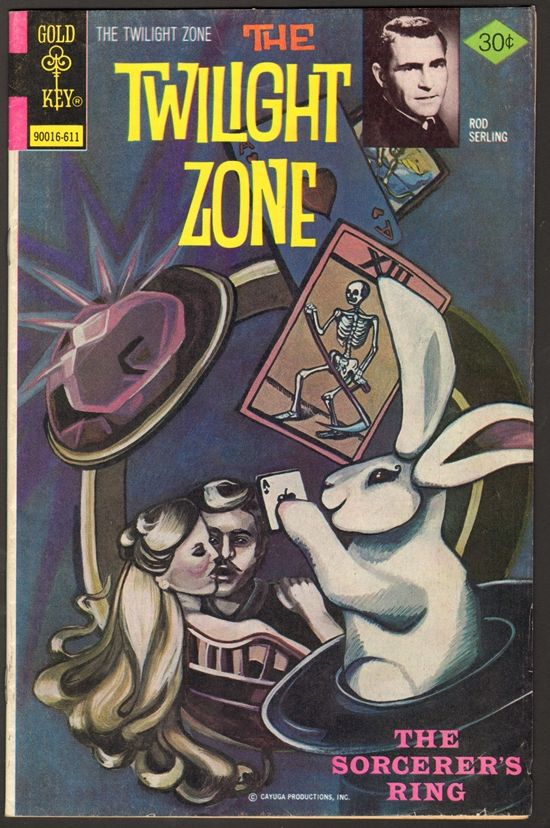 The Twilight Zone Comic #74  Publisher: Gold Key Comics  Date: November 1976