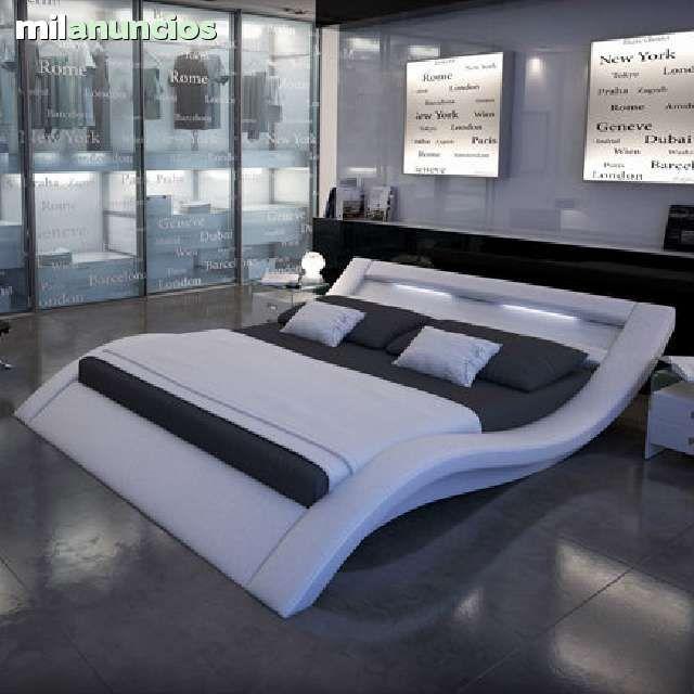 camas modernas - Buscar con Google Camas Pinterest Bedrooms