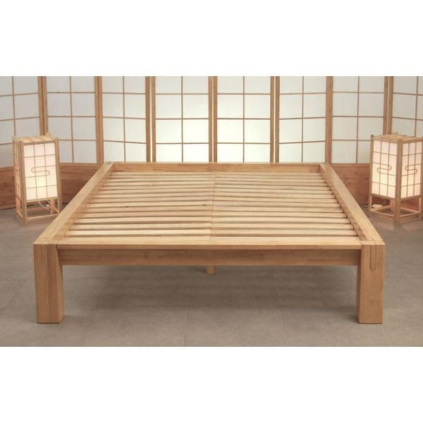 Cama japonesa Tokio | Bed frames, Frames ideas and Wood glass