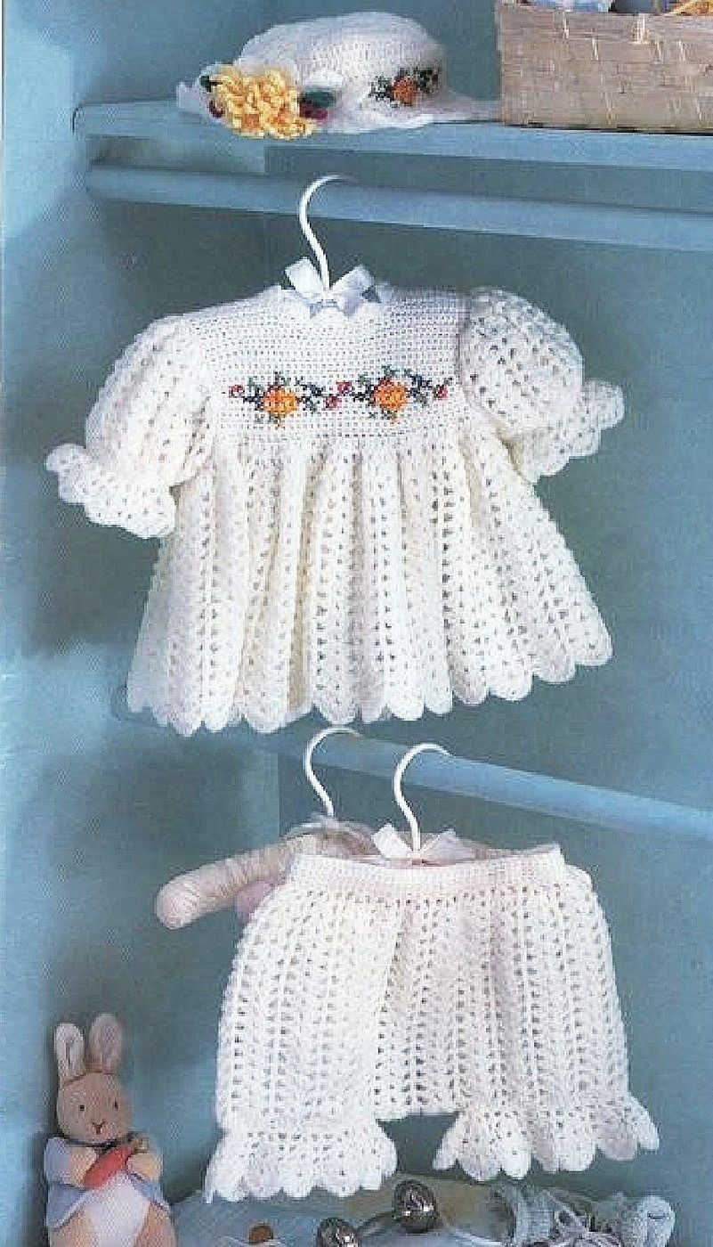 Vintage Crochet Patterns Pdf Digital Download Vintage Crochet