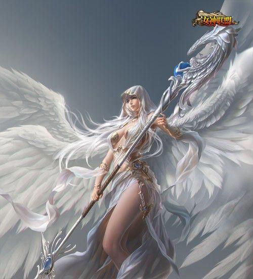 """Assez Les 228 meilleures images du tableau """"League of Angels"""" Online  TL59"""