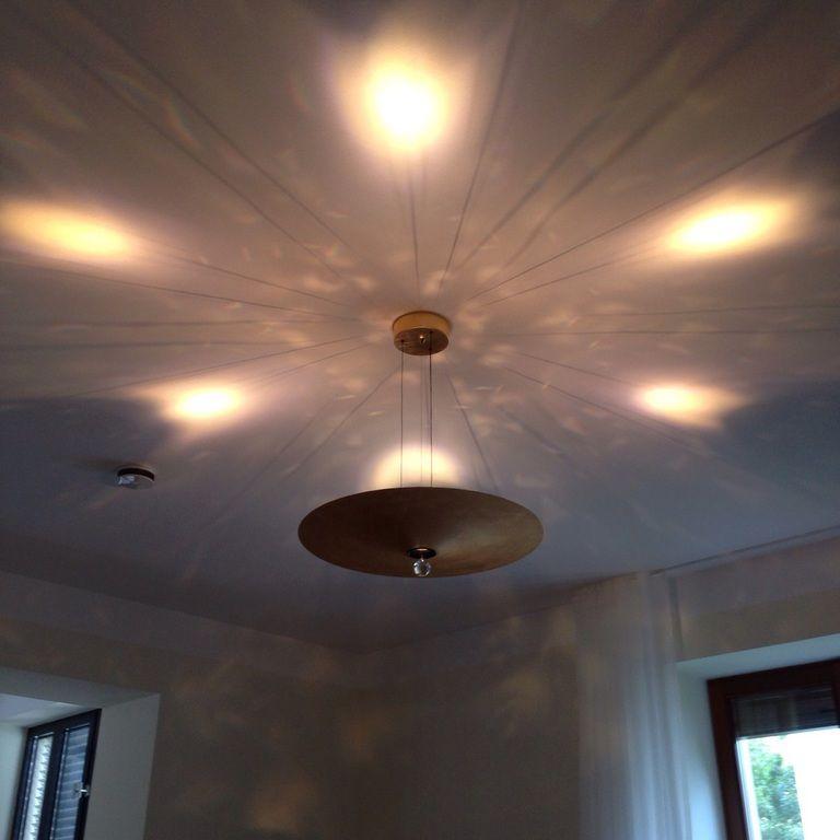 Popular Deckenbeleuchtung mit besonderen Effekte