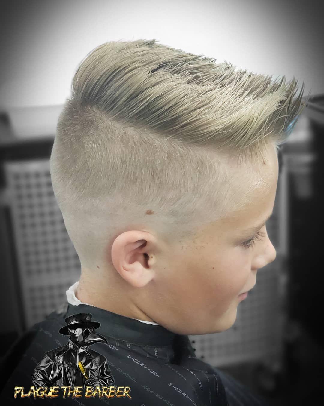 Skin Fade On The Little Man Barber Barbershop Barberlife Fade Haircut Hair Barbers Hairstyle Barberin Kids Hairstyles Barber Life Hair Styles
