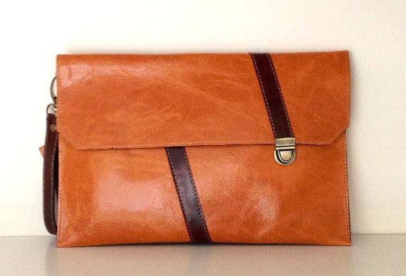 Mothers day gifts, Women leather cluch, tote bag, wallet , strap via Etsy