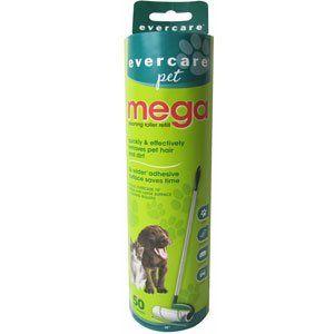 Bemis Products DBM01734 Evercare Pet Mega Roller 50Layer