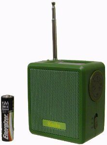 Amazon com: Kaito SB-1059 Mini Hand Crank AM/FM Weather