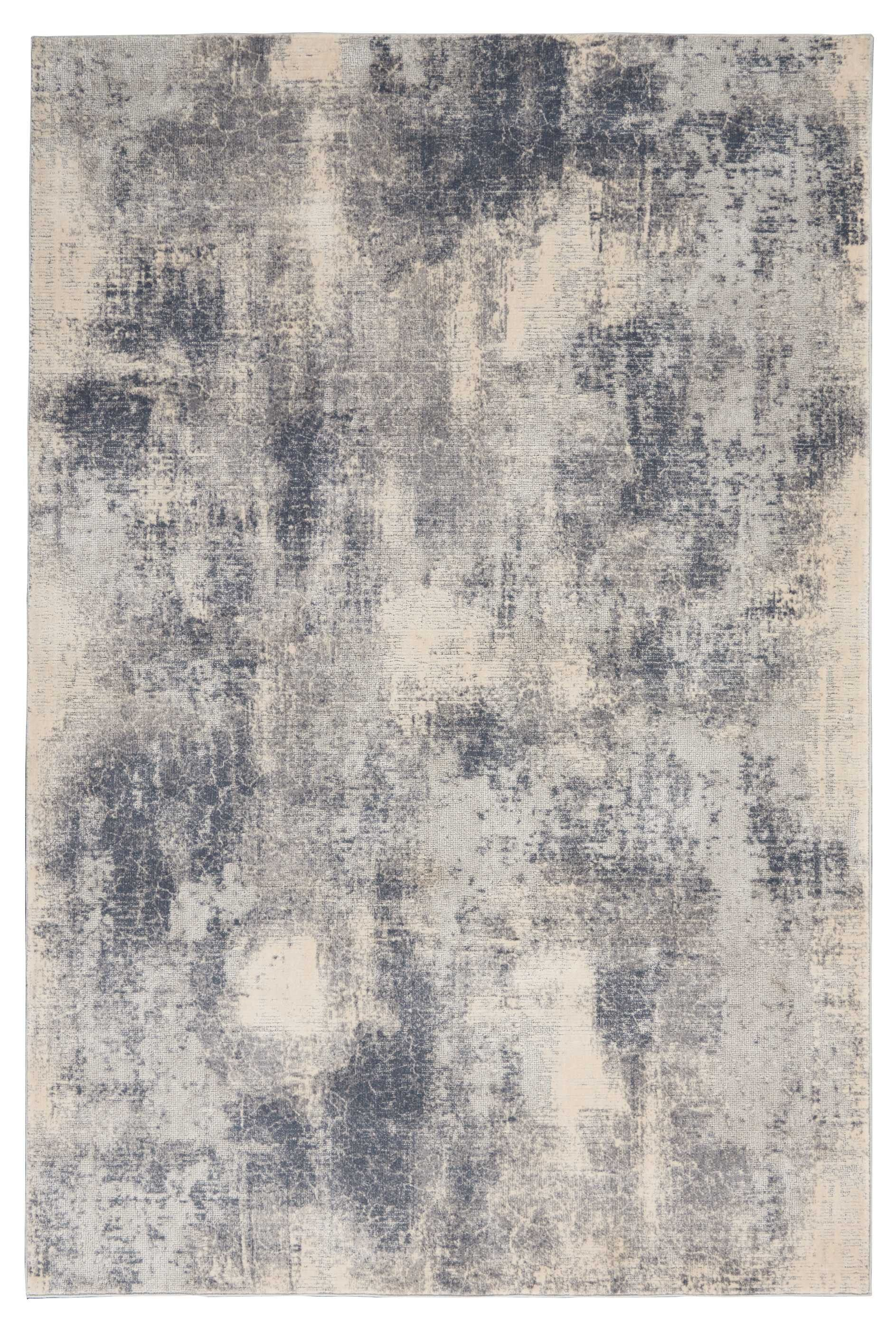 Rustic Textures Rus02 Blue Ivory Rustic Textures Area Rugs Products Rustic Area Rugs Blue Grey Rug Rustic Background