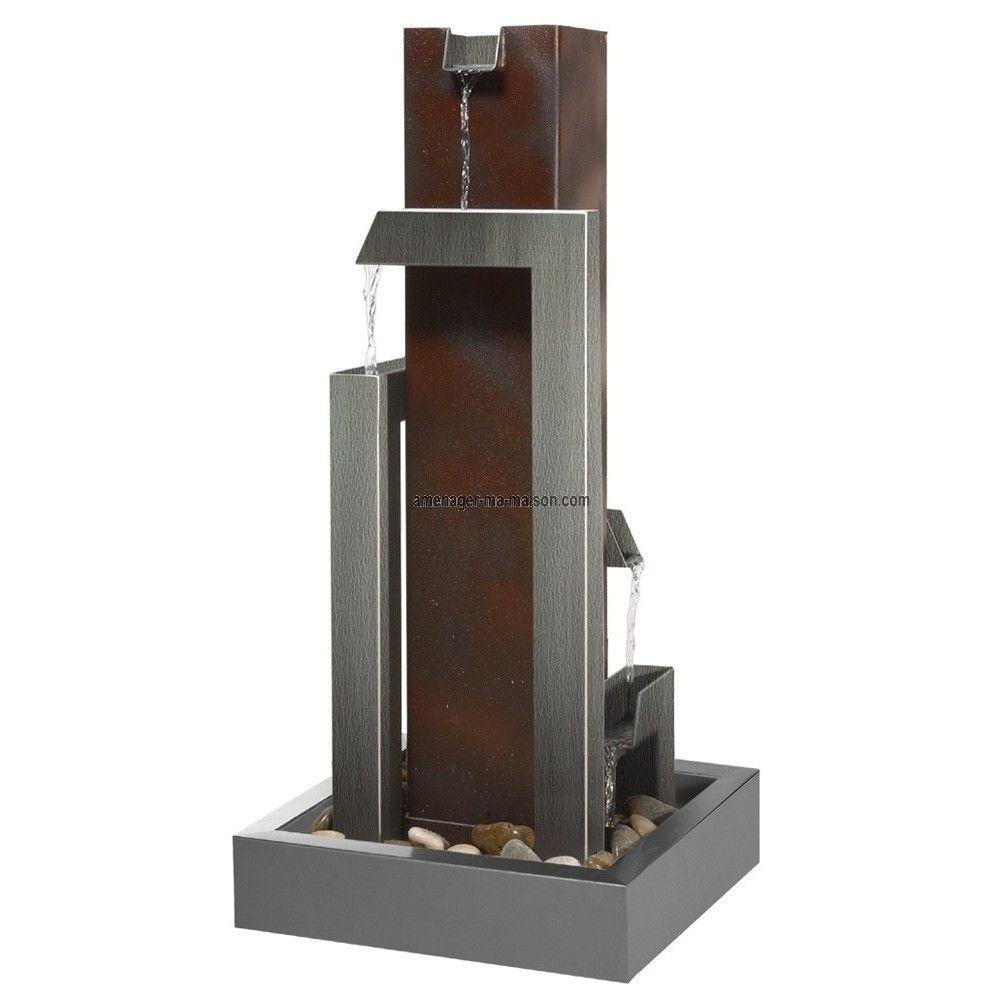 la fontaine m andre un accessoire d coratif pour l 39 int rieur comme pour l 39 ext rieur aussi. Black Bedroom Furniture Sets. Home Design Ideas