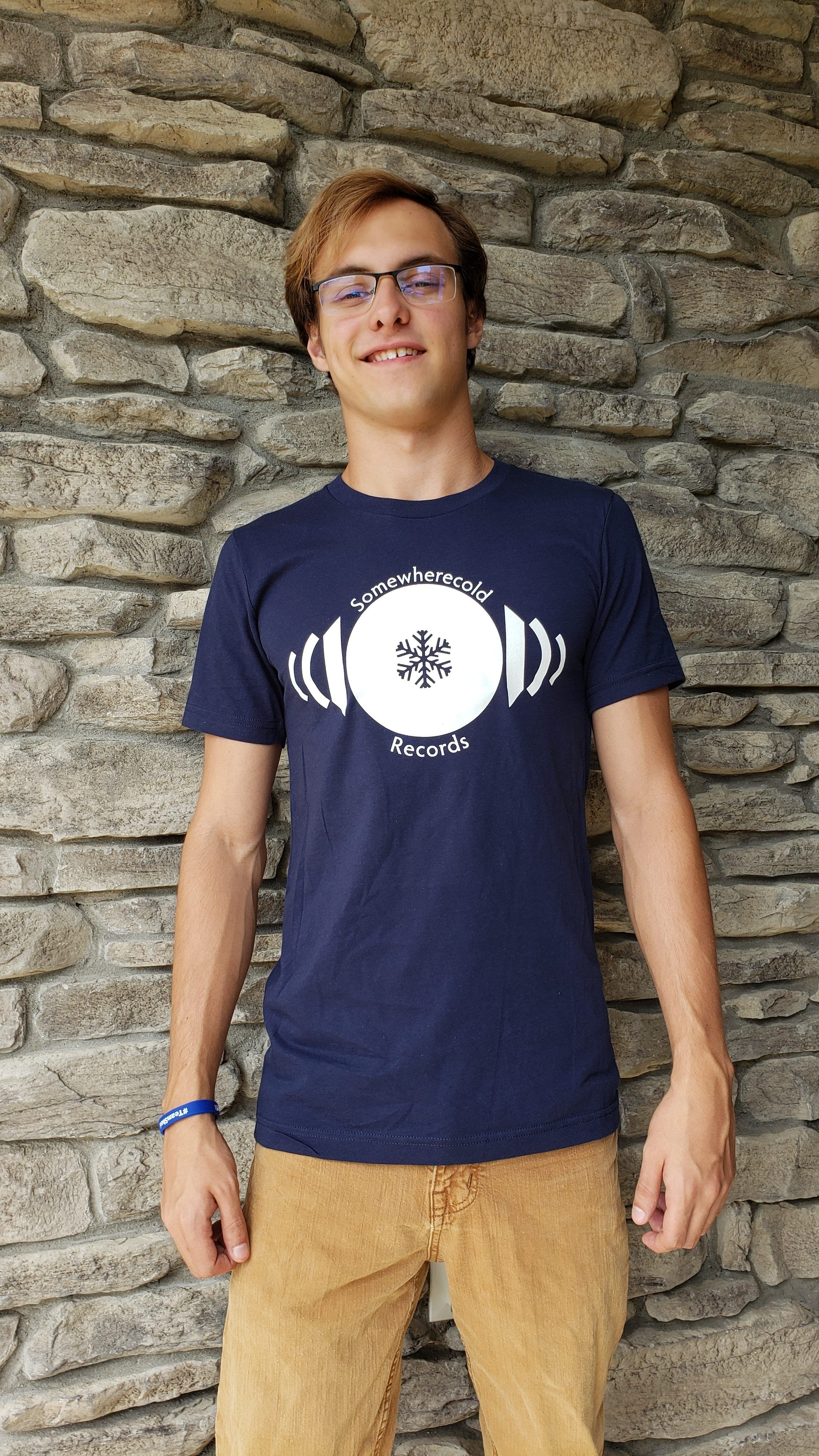 Brand New Somewherecold Records Logo TShirts for Sale at