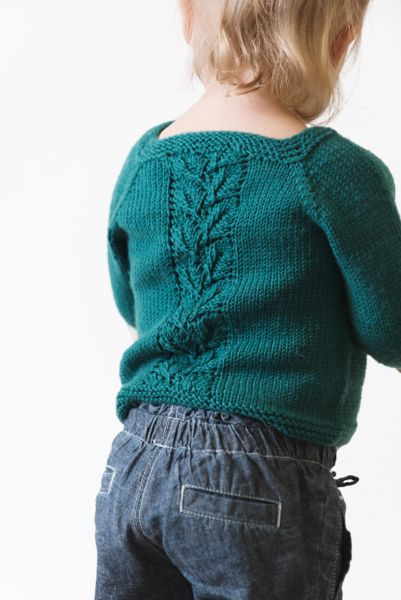 Apple Leaves Sweater | Baby knitting patterns, Sweaters ...