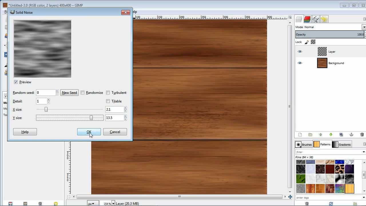 Realistic Wood Texture In Gimp 2 8 Lowpoly Crate Part 3 Mp4 Wood