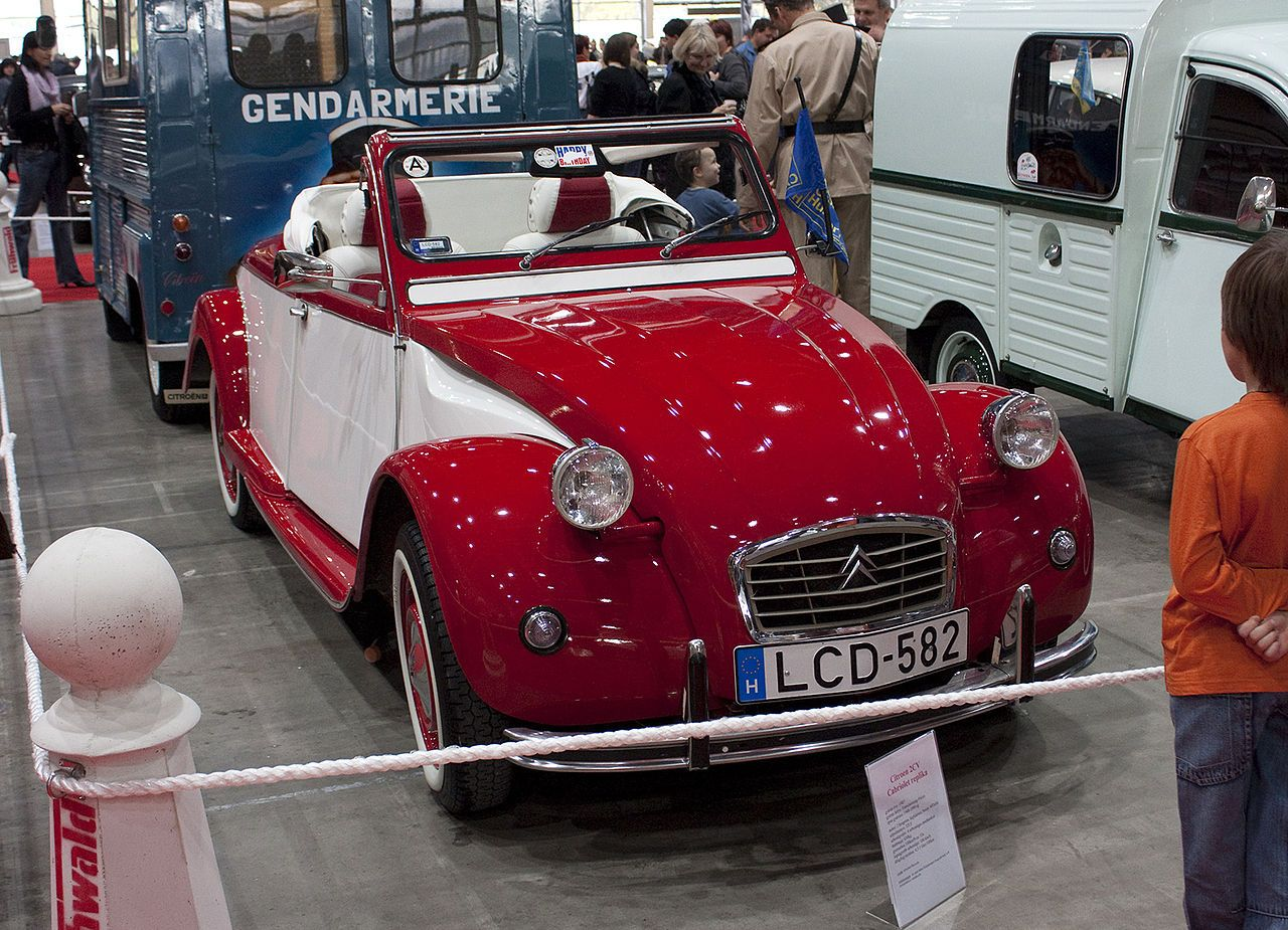 Citroen 2cv Cabriolets Citroen Citroen 2cv