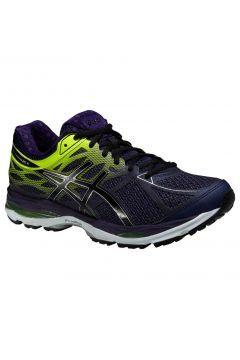 Asics Men's Gel Cumulus 17 Running Shoes - Indigo Blue/Black/Flash Yellow - UK 9 #modasto #giyim #erkek https://modasto.com/asics/erkek/br2493ct59