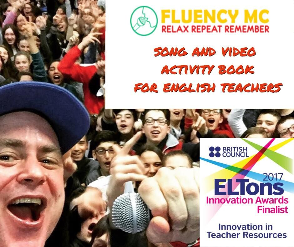 Practicing English with the Fluency MC Song and Video