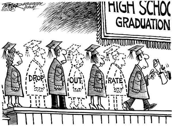Every  Seconds A Student Drops Out Of School  Into An  Every  Seconds A Student Drops Out Of School  Into An Uncertain Future High  School Dropoutsschool Essaya