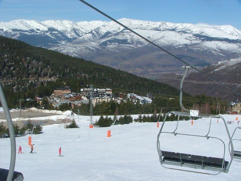 La Molina Una Estación De Esquí Con Opciones Para Todos Estaciones De Esqui España Turismo Estación De Ferrocarriles