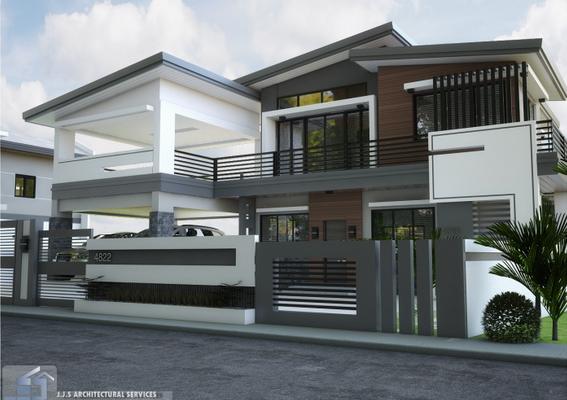 Minimalist Inspirational Residential House Design Design Architecture And Art Worldwide Residential House Philippines House Design 2 Storey House Design