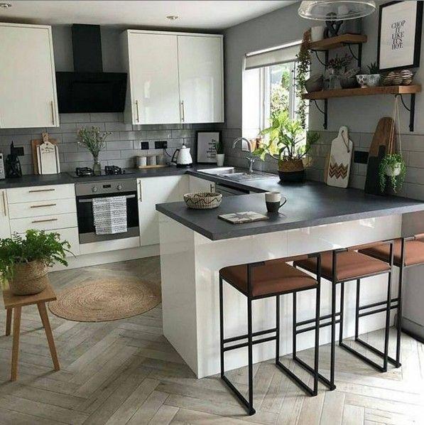20 Stunning Minimalist Kitchen Cabinet Designs Ideas - PIN HOME