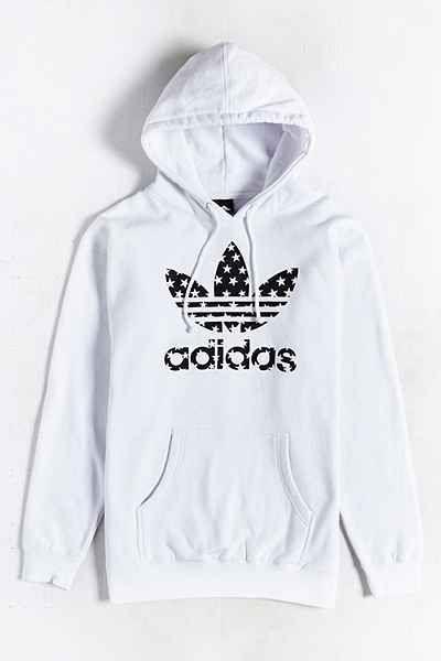 dd7c83d7932f8 adidas Star Filled Pullover Hoodie Sweatshirt | clothes | Hoodies ...