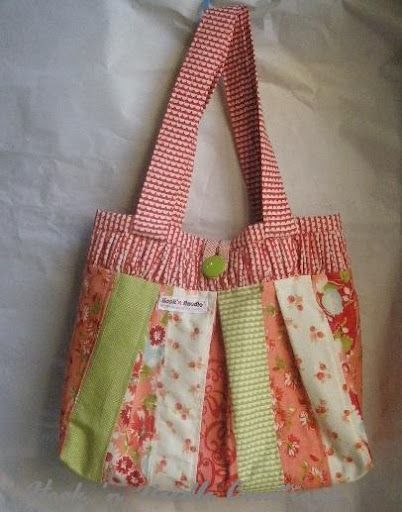 Clover and Violet Bags