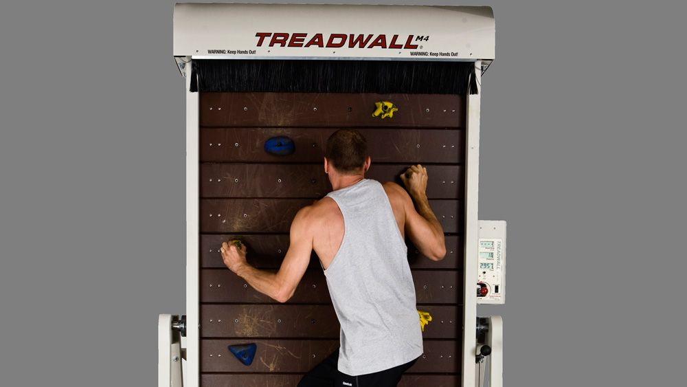 Treadwall Gear Hungry Cool stuff, Cool tech, Uncrate