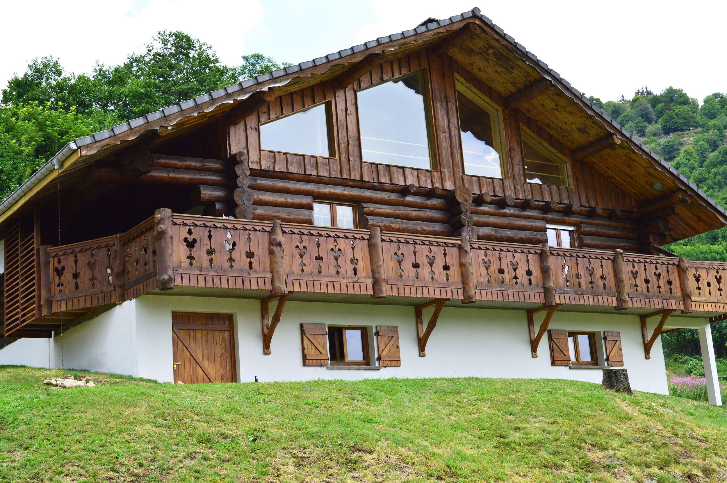 Chalet luxueux surplombant la vallée de La Bresse pour 16 personnes