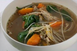 Old Fashioned Chicken Noodle Soup