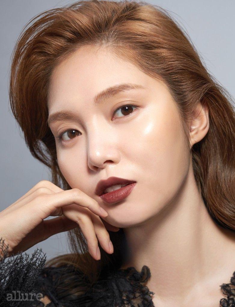 Korean Makeup / Asian Makeup / Allure Korea #KoreanMakeupNatural