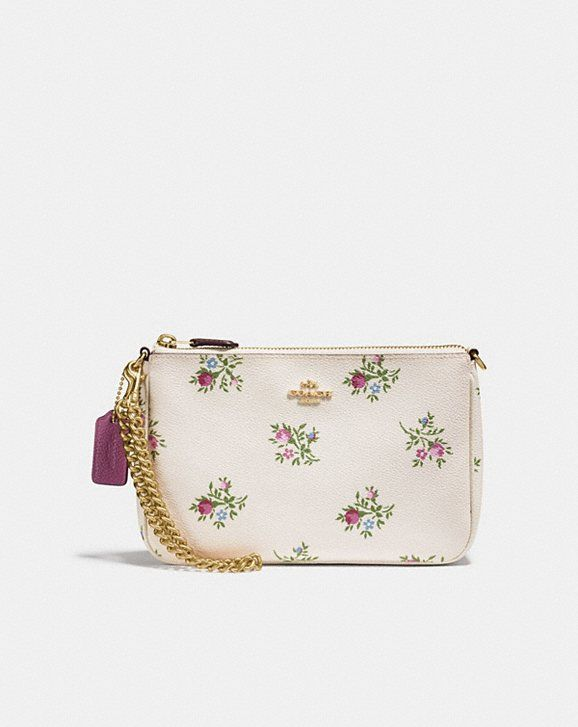 Nolita Wristlet 22 With Cross Stitch Floral Print In 2020 Floral