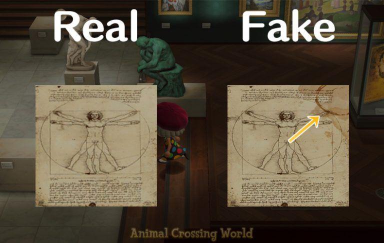 Redd's Paintings & Statues Real vs Fake Art Guide for