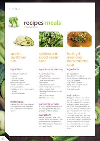 Raw food reset 21 day raw cleanse meal plan cleanse meals and food issuu raw food reset 21 day raw cleanse meal plan by monika forumfinder Choice Image