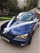 Svadba - Svadobná ozdoba na auto s pivonkami - 2989805