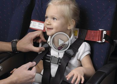 Safe Airplane Travel For Kids Cares Child Aviation