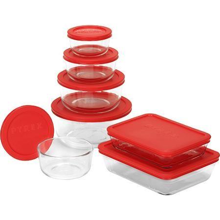 Home Glass Food Storage Food Storage Pyrex