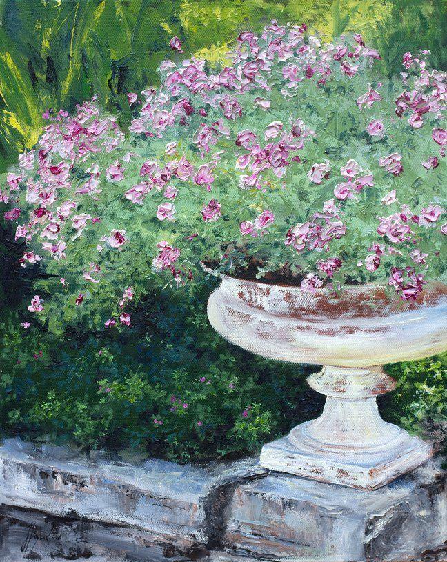 Jill Poyerd Watercolors - Oil Paintings