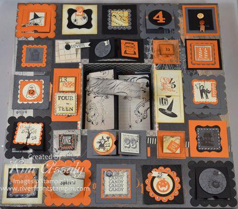 card ideas - Stampin Up Halloween Ideas