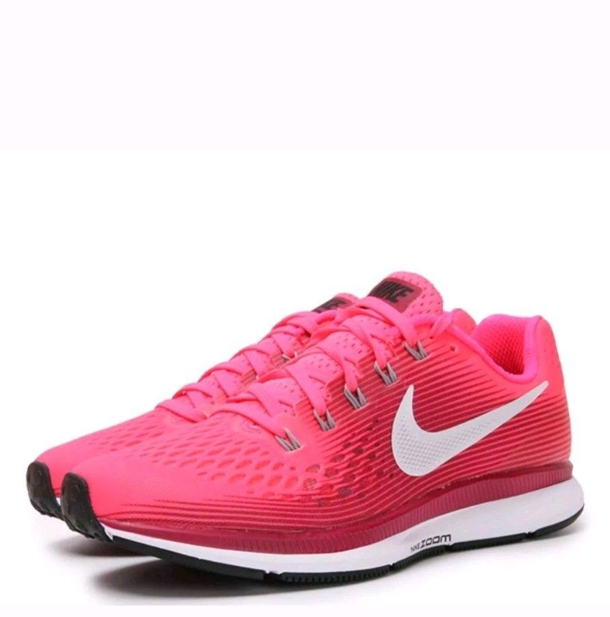 d9e53d260451b Nike Women s Air Zoom Pegasus 34 Athletic Snickers Running Training Size US  11  Nike  LowTop