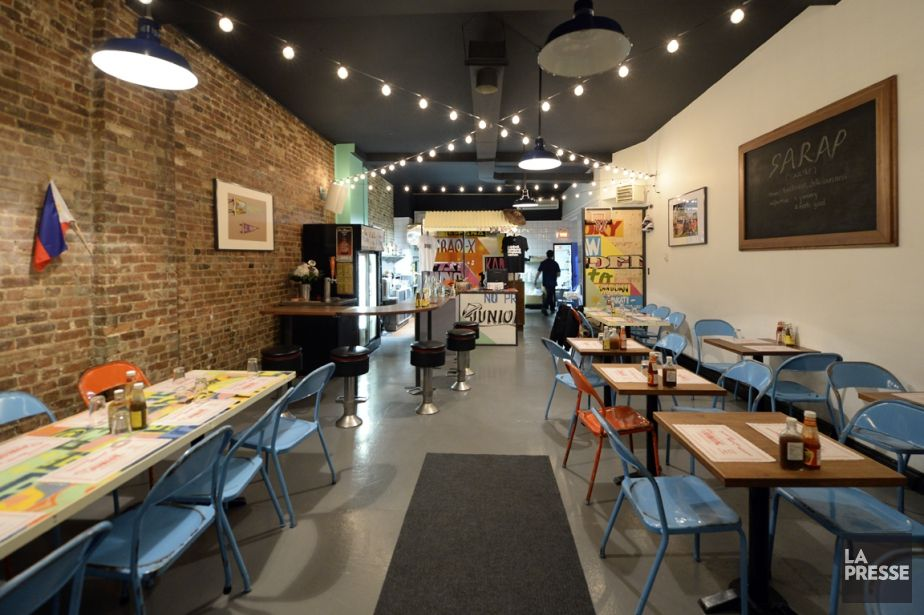 Junior Philippin Allume A Griffintown Marie Claude Lortie Restaurants Restaurant Home Decor Decor