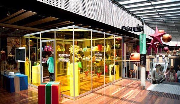 Melbourne Central Popup Shop Could Work At QVM