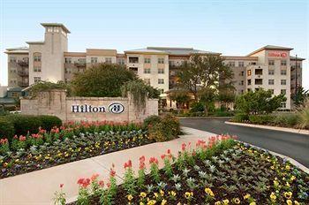 Hilton San Antonio Hill Country Hotel Spa Recreation Sun