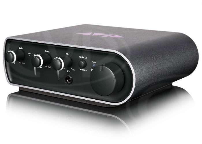 Buy - Used (open box) Avid / Digidesign M Box Mini c/w ProTools LE V8 ( Educational)