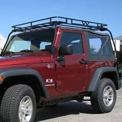 Garvin 44072 Expedition Rack Jeep Life Roof Rack Jeep