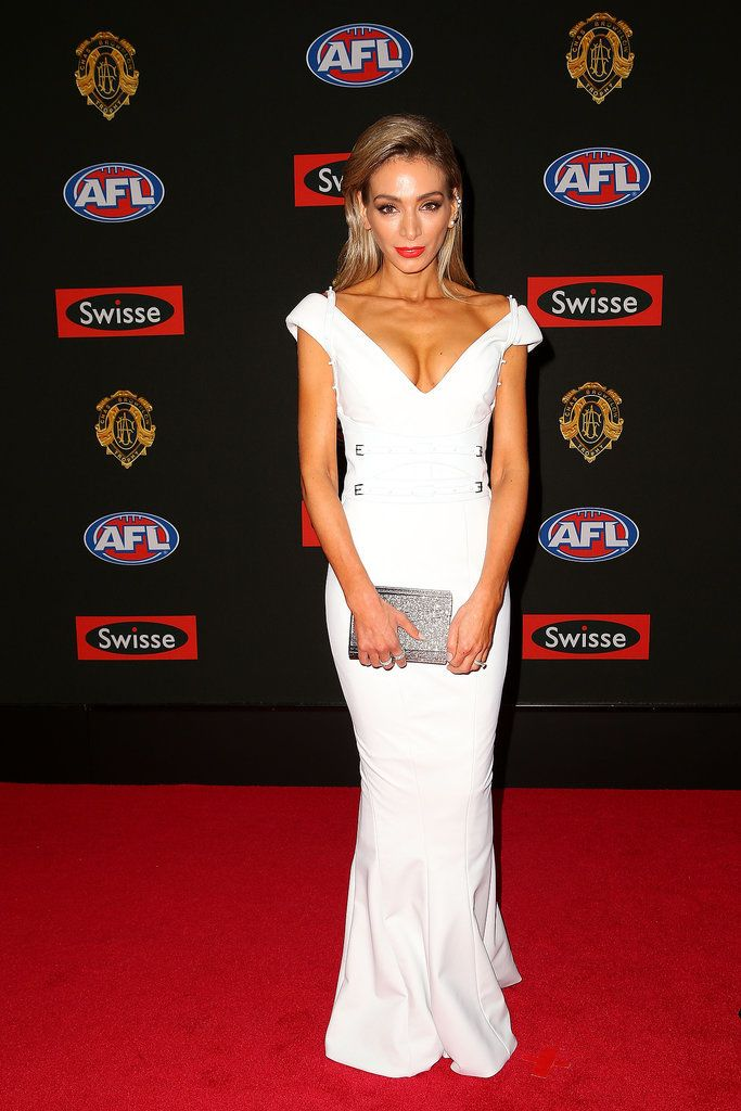 WAGs Frock Up For the 2014 Brownlow Medal | + red carpet | Pinterest ...