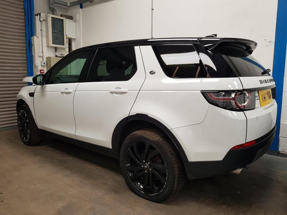eBay 2017 17* LAND ROVER DISCOVERY HSE SPORT BLACK PACK 2