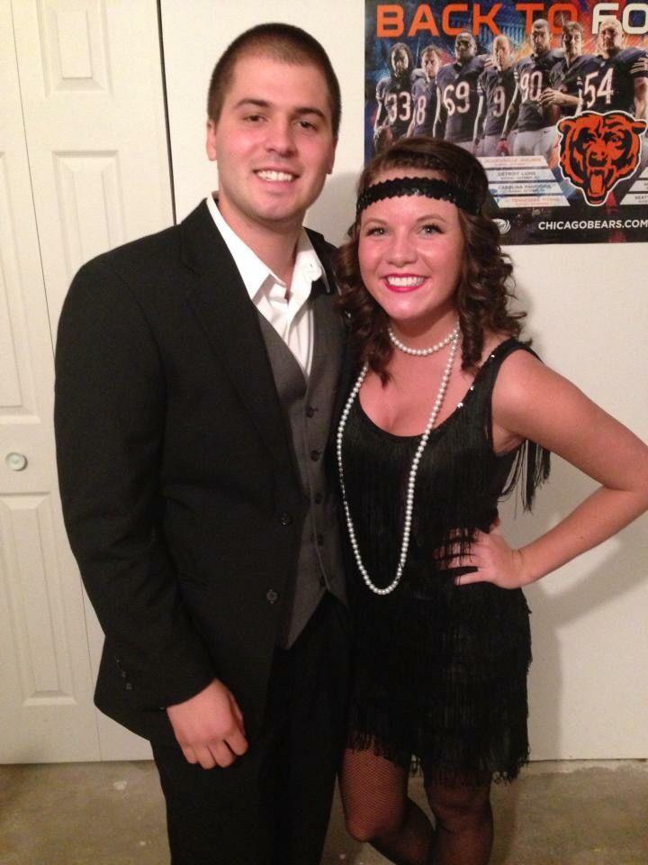 Great gatsby couple Halloween costume | My Halloween Costumes ...