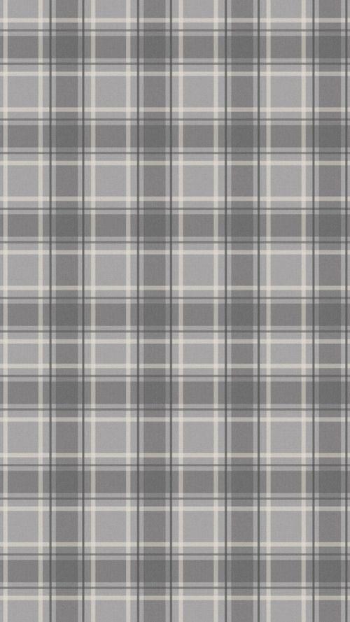 Tartan Wallpaper Soft Grey Charcoal Tartan Wallpaper Grid Wallpaper Cute Patterns Wallpaper