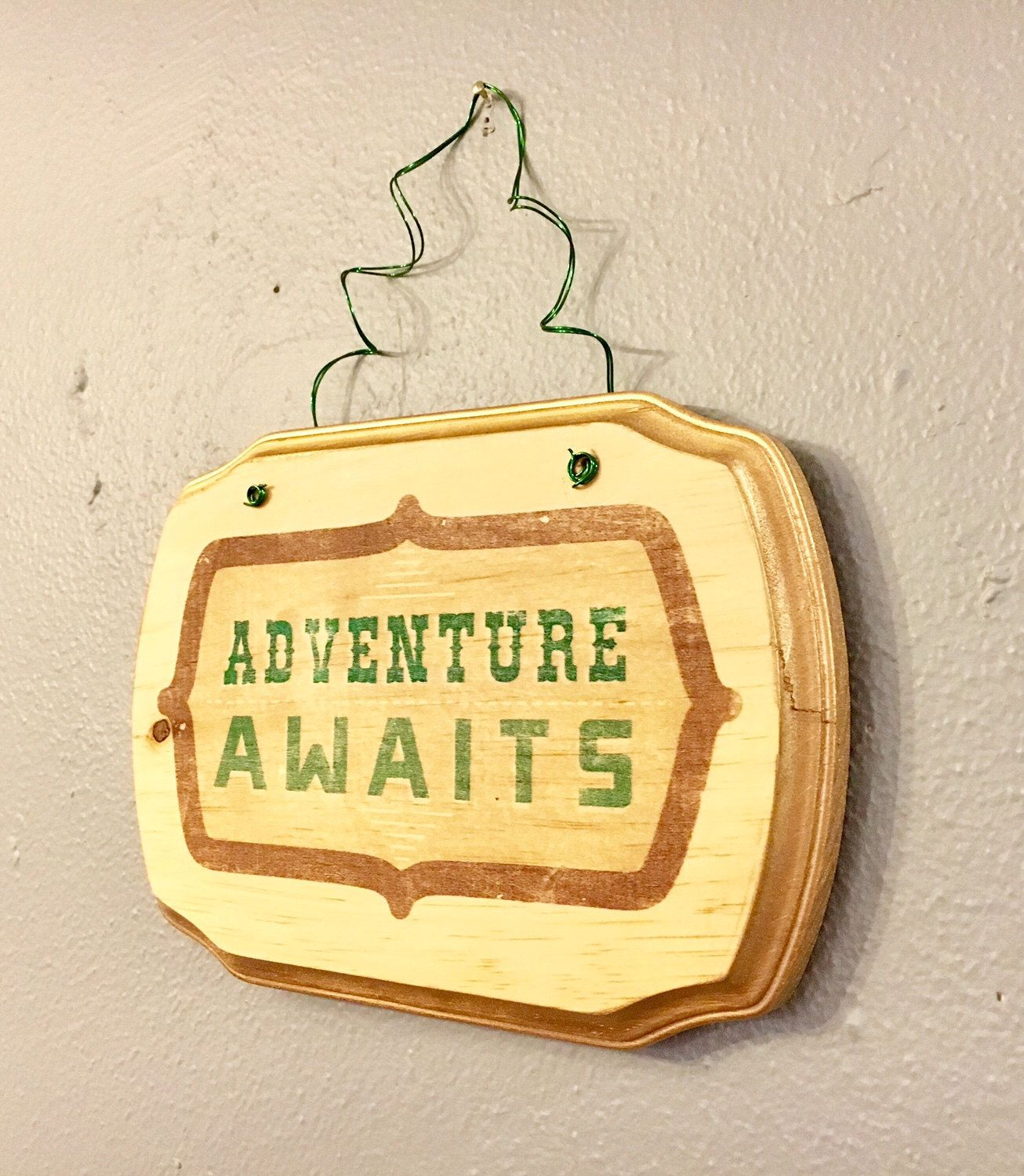 Rustic Home Decor / Wall Decor / Wooden Sign Sayings / Home Decor ...